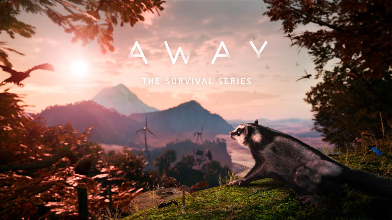 Gra Away The Survival Series na PlayStation 4
