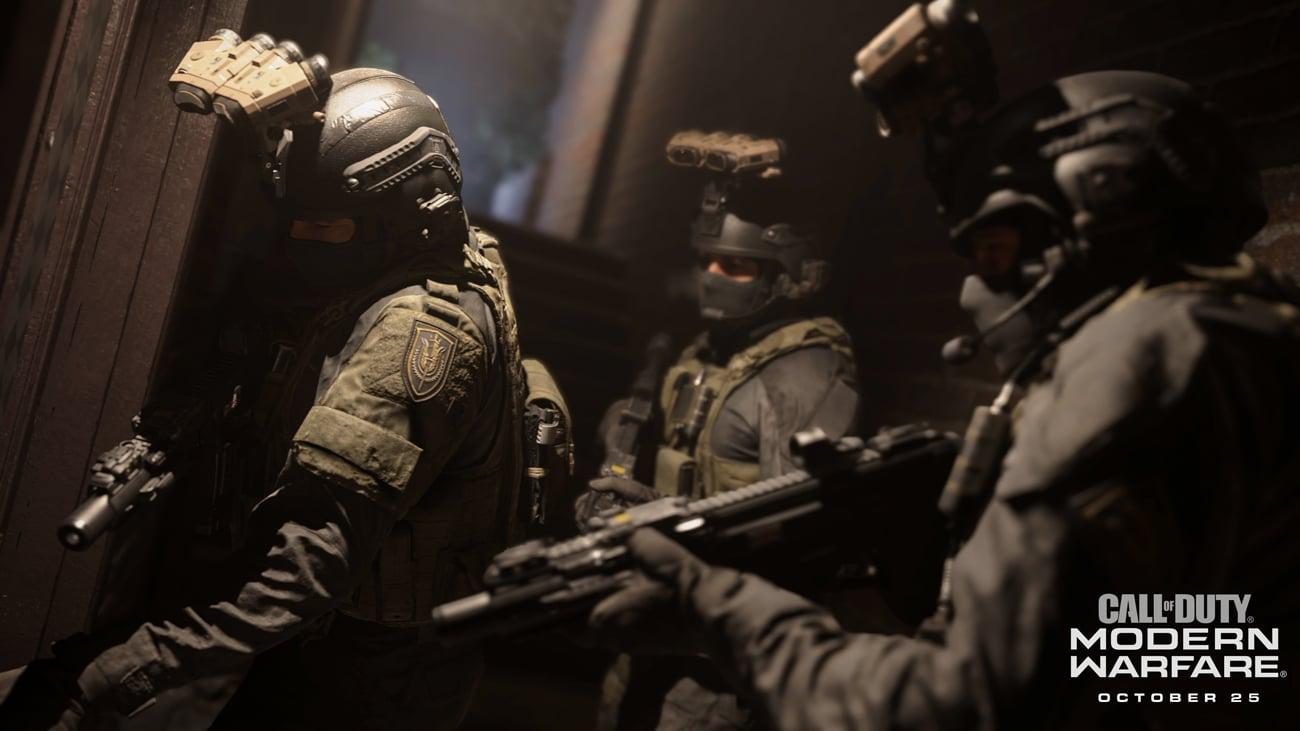 Ruszaj do akcji w niesamowitym trybie wieloosobowym w Call of Duty: Modern Warfare