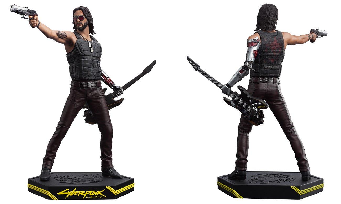 Cyberpunk 2077 - Figurka Johnny'ego Silverhanda