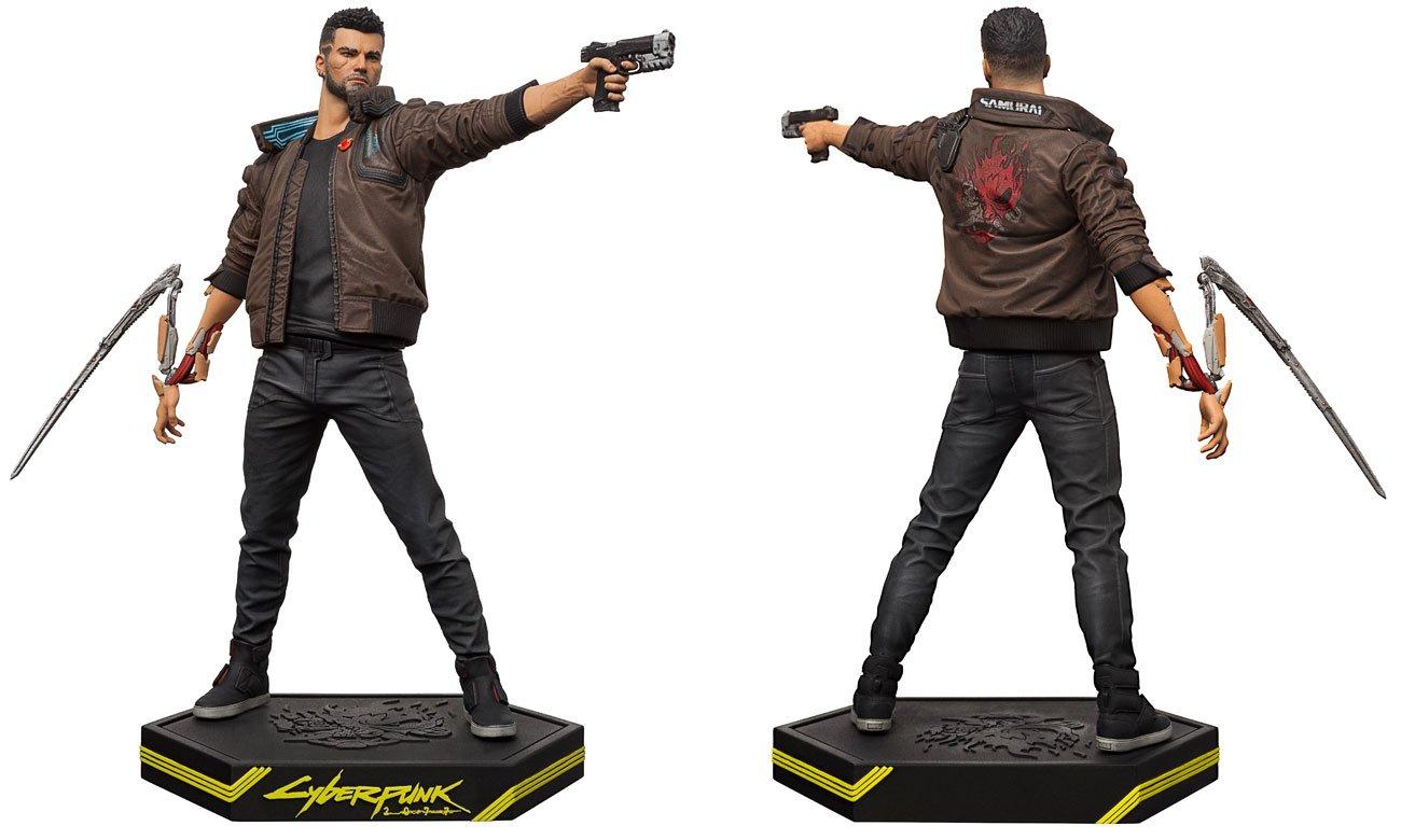 Cyberpunk 2077 - Figurka Męskiego V