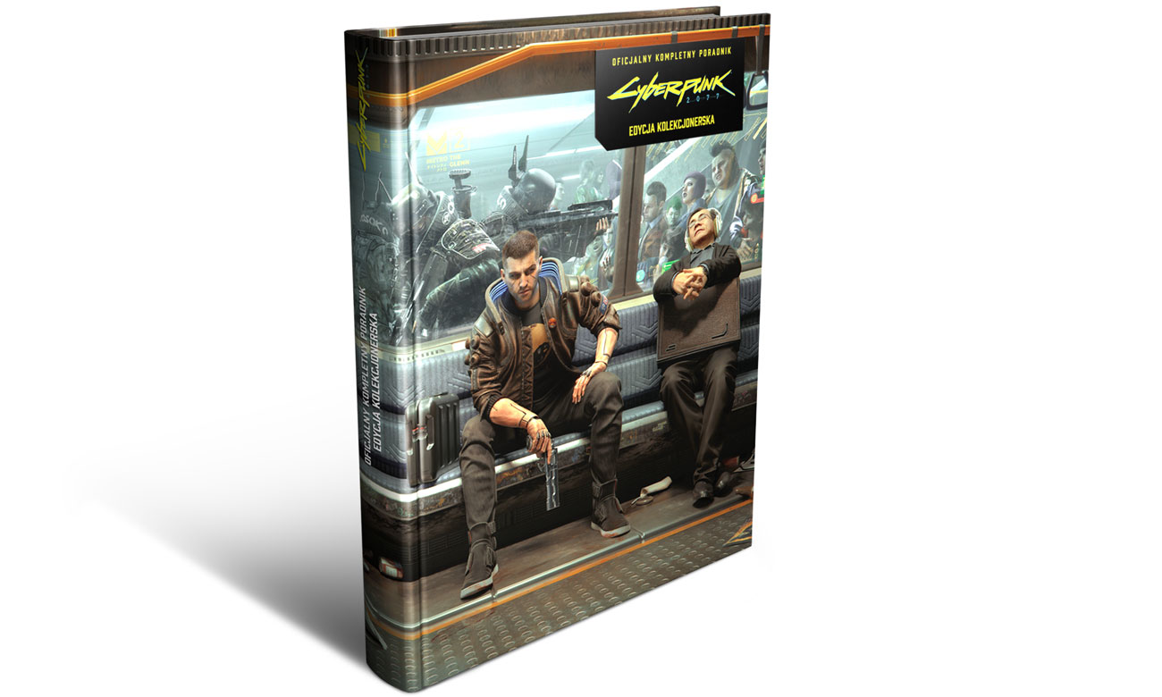 Cyberpunk 2077 - Oficjalny Kompletny Poradnik