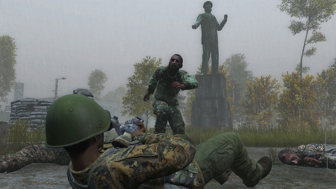 DayZ Świat pełen zombie