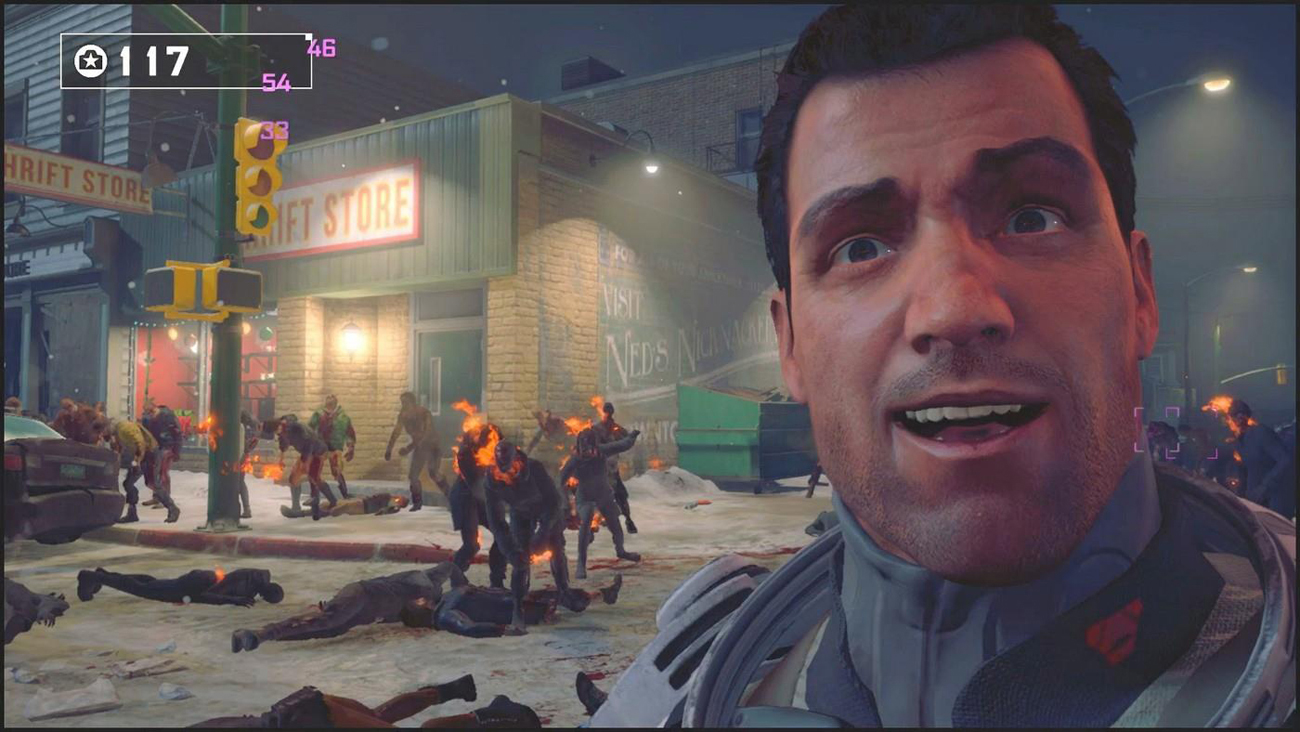 Dead Rising 4 Tryb Multiplayer