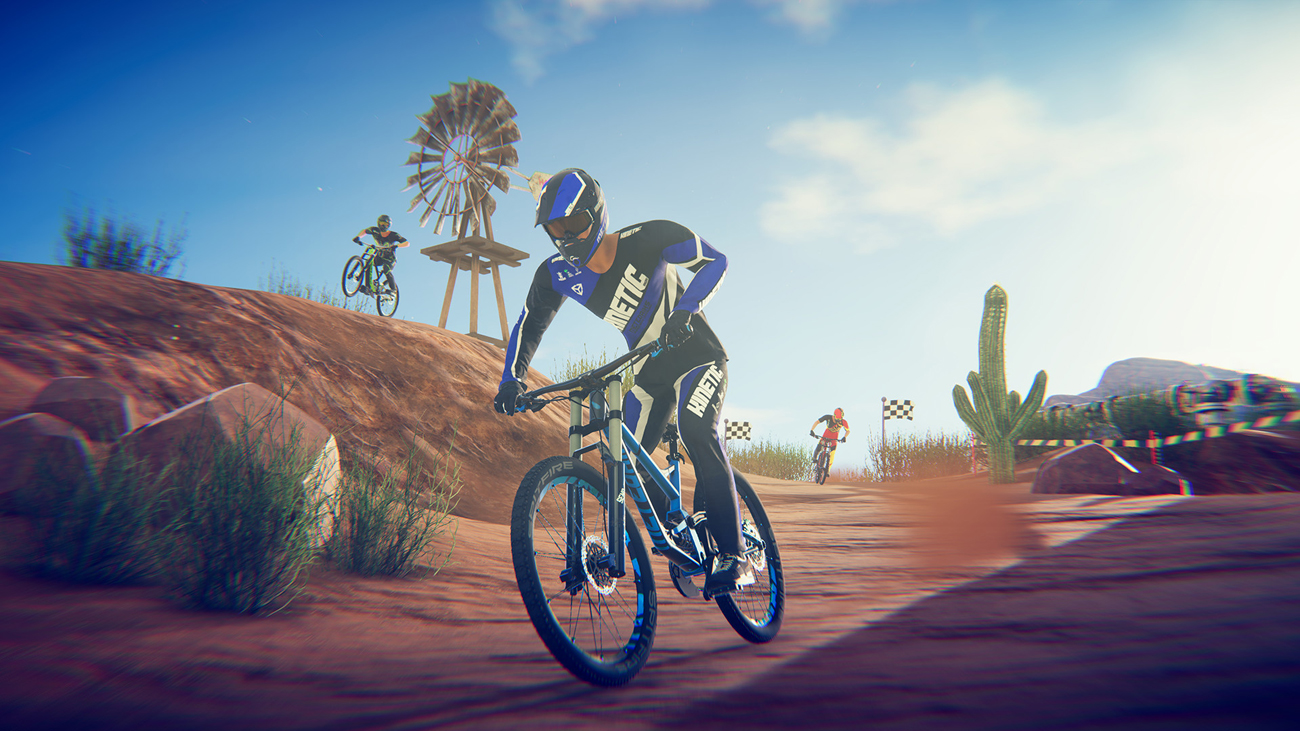 Gra Nintendo Switch Descenders