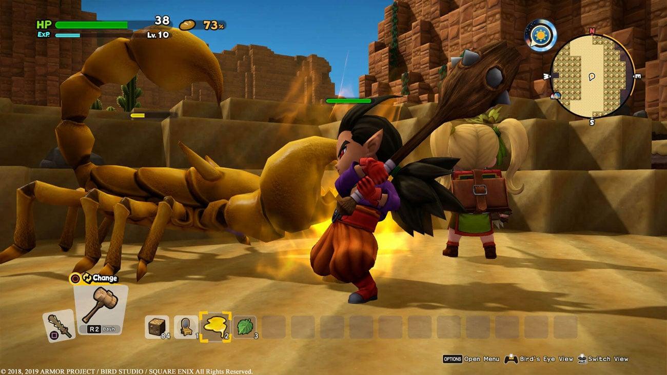 Gra PS4 Dragon Quest Builders 2