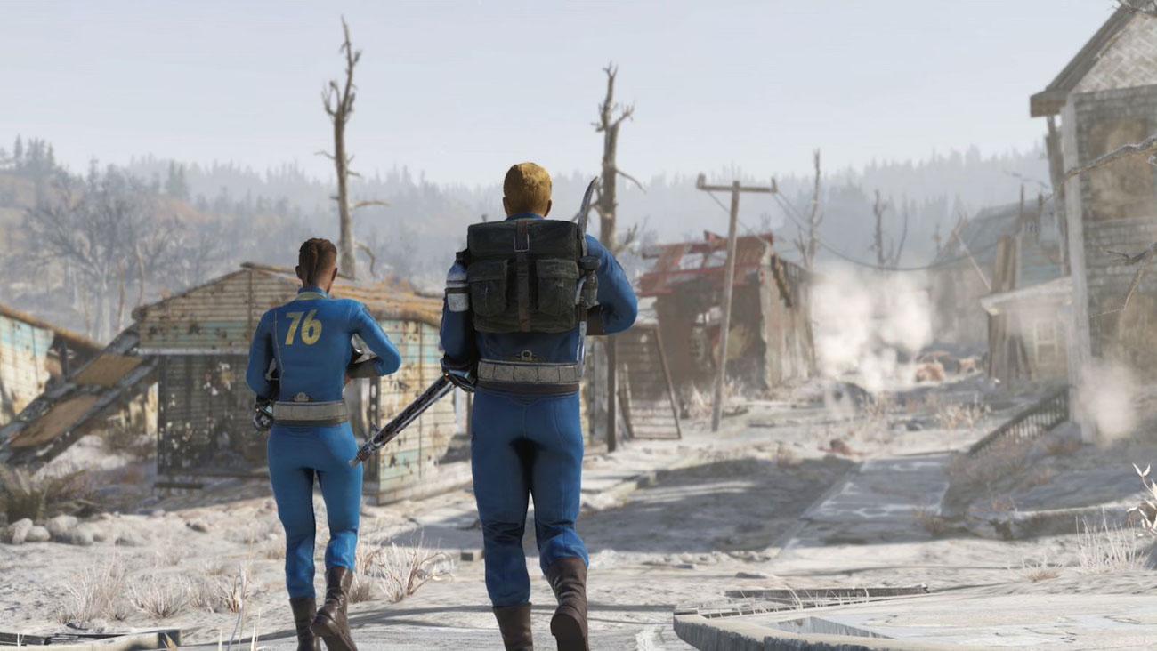 Najważniejsze cechy Fallout 76: Wastelanders