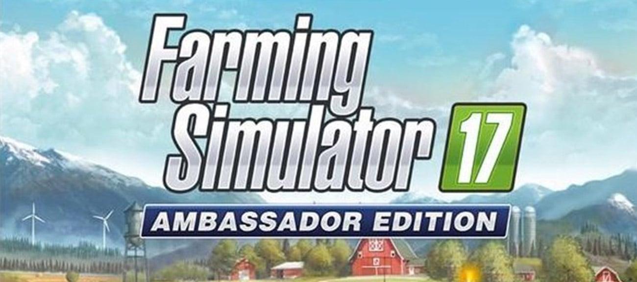 Gra Farming Simulator 17 Ambassador Edition na Xbox One