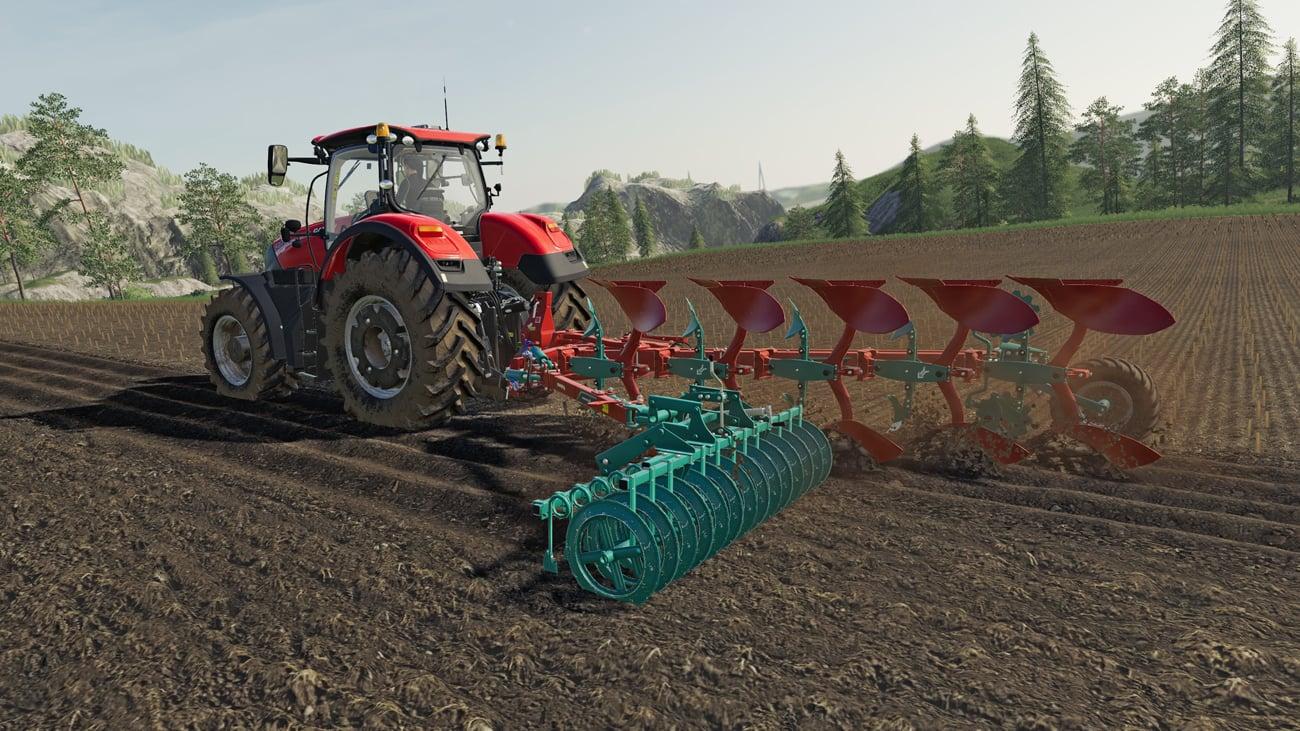 Gra Farming Simulator 19 na komputery PC