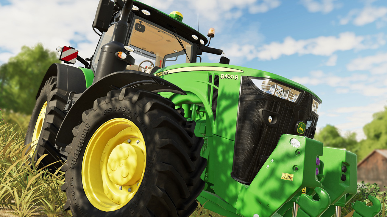 Gra Farming Simulator 19 na PlayStation 4