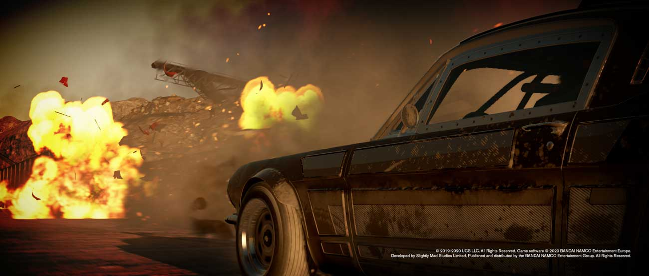 Gra Xbox One Fast & Furious Crossroads