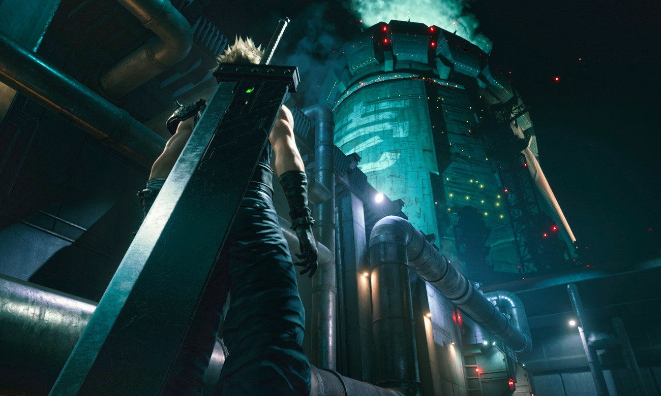 Gra na PS4 Final Fantasy VII Remake