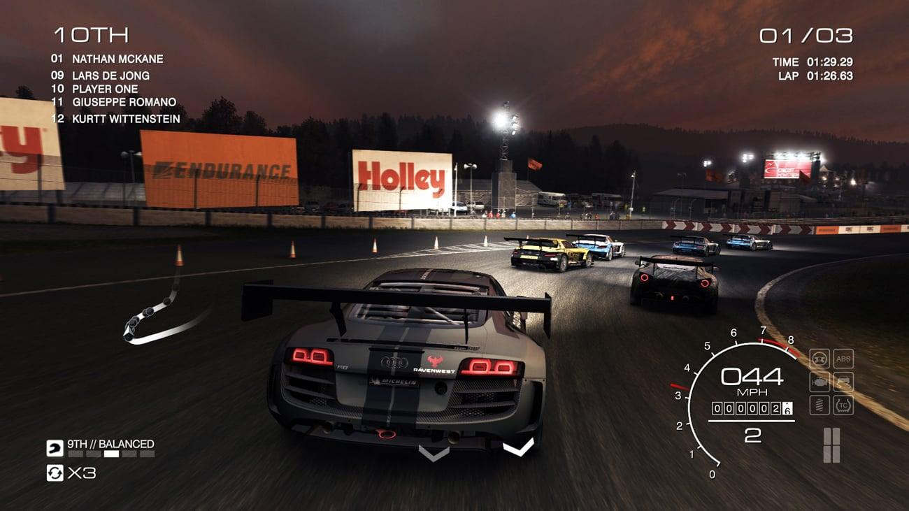 Gra PC GRID: Autosport