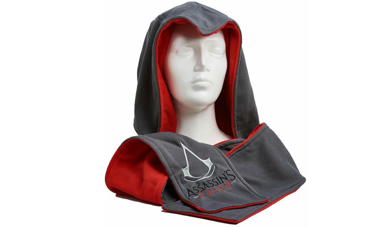 Kaptur z szalikiem Assassin's Creed