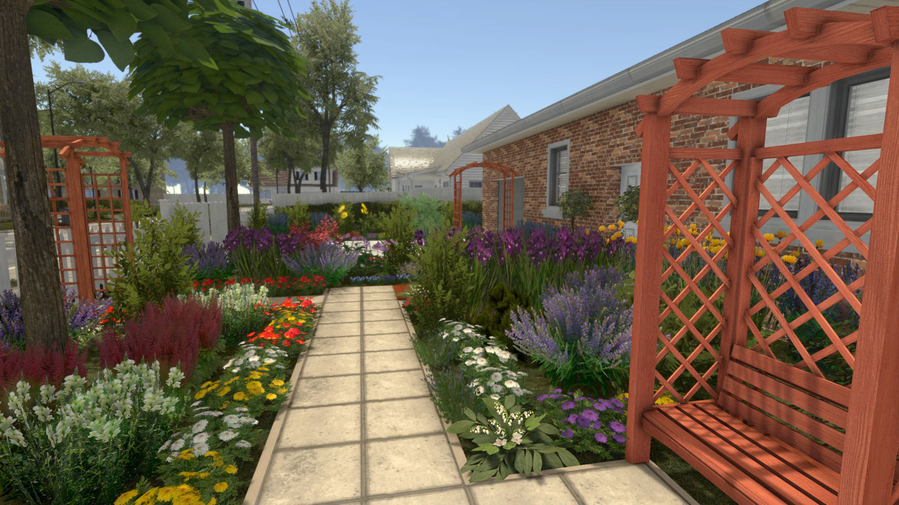 Zostań ogrodnikiem i zaprojektuj ogród marzeń