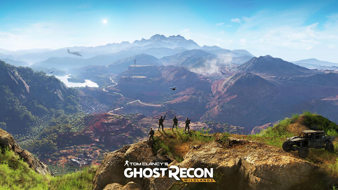 Gra Ghost Recon Wildlands