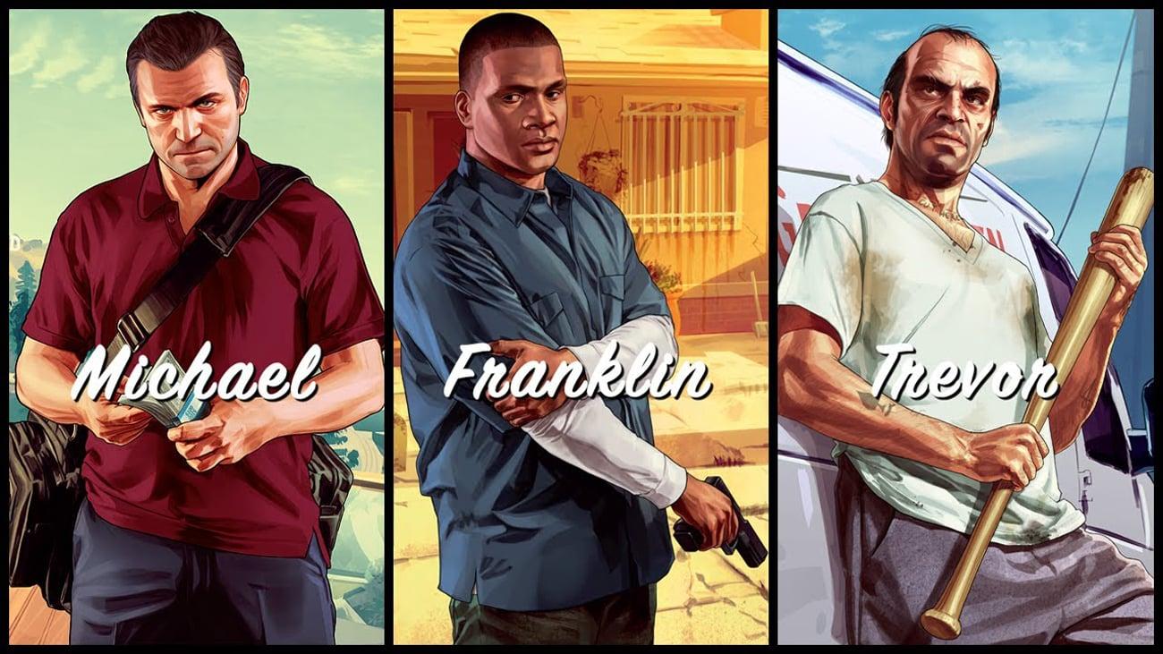 Trzech bohaterów, trzy historie, jeden cel