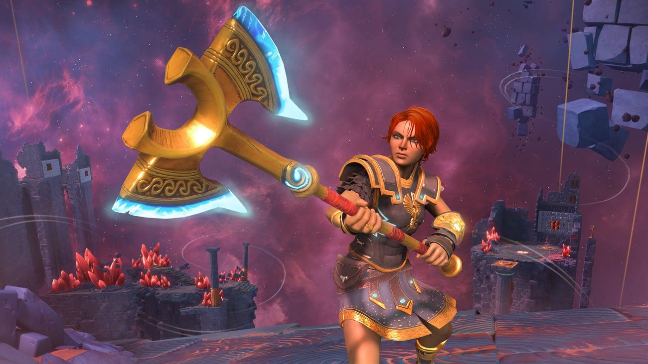 Gra Immortals Fenyx Rising na Xbox