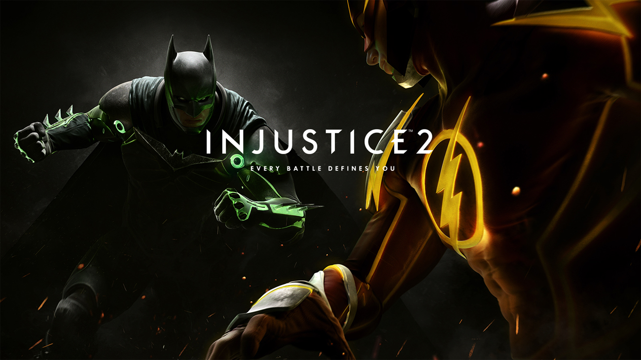 Gra PC Injustice 2