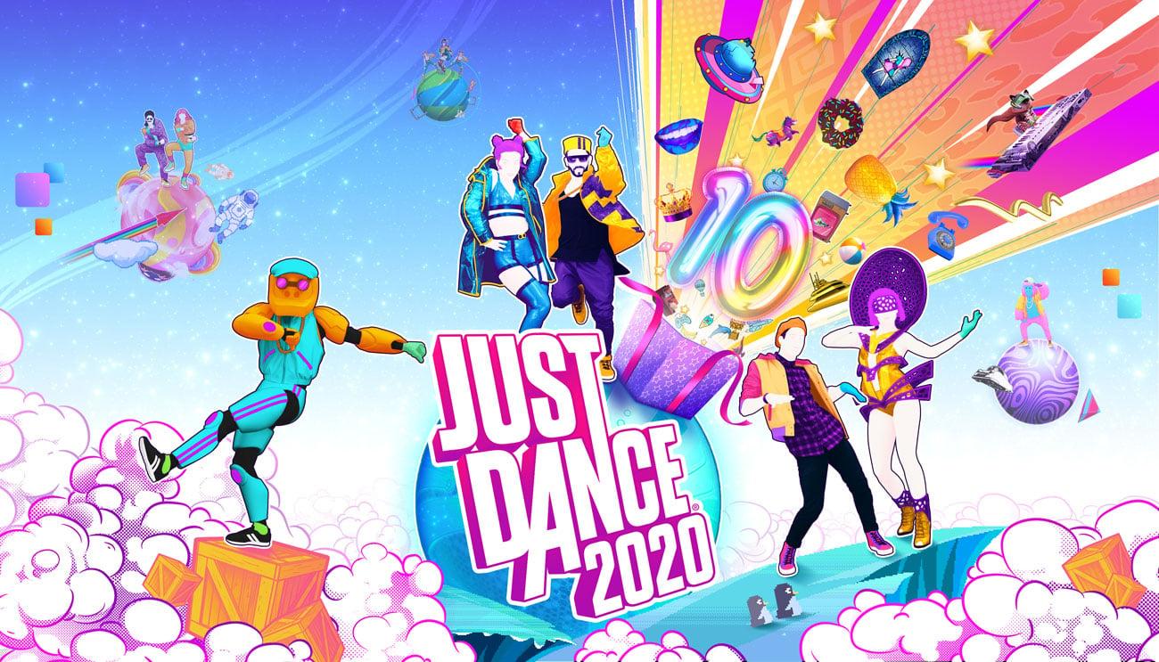 Gra PS4 Just Dance 2020