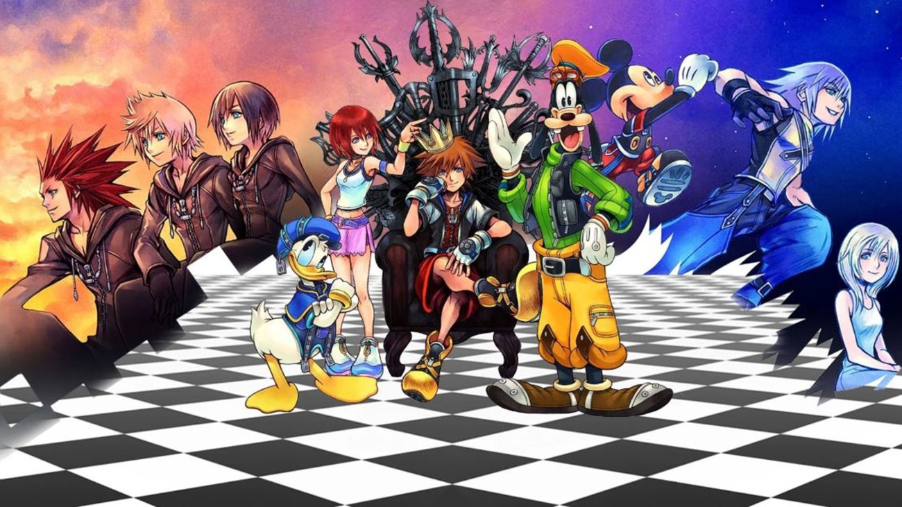 Gra PS4 Kingdom Hearts: The Story So Far