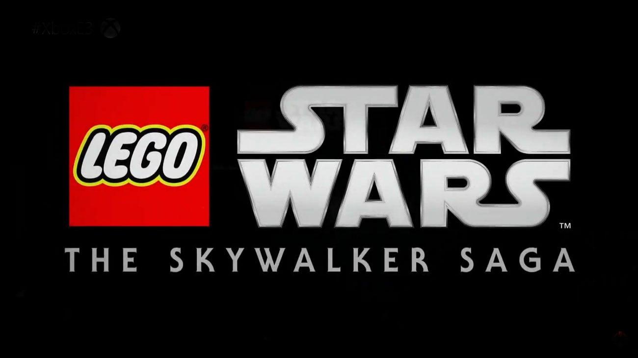 Gra Nintendo Switch LEGO Gwiezdne Wojny: Skywalker Saga