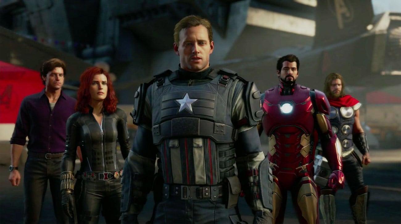 Marvel's Avengers na Xbox One