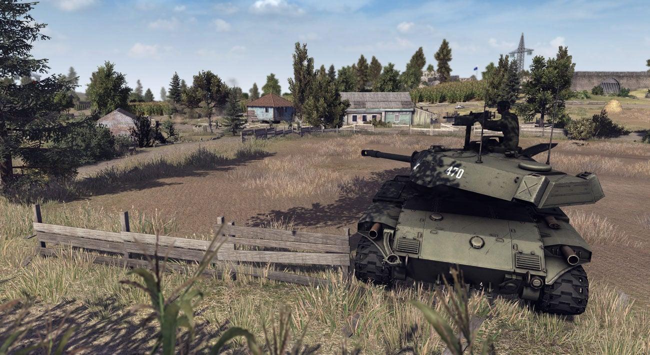 Gra PC Men of War: Oddział Szturmowy 2 - Zimna Wojna