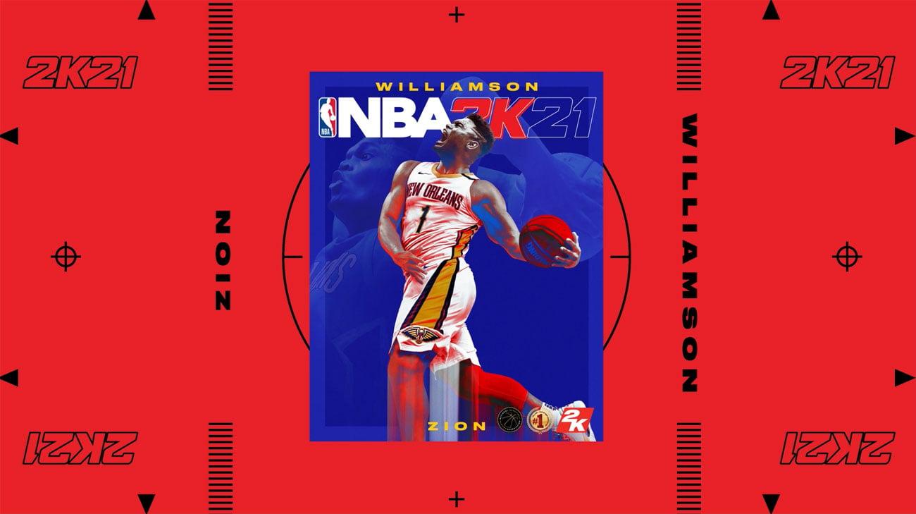 Gra NBA 2K21 na Xbox Series X