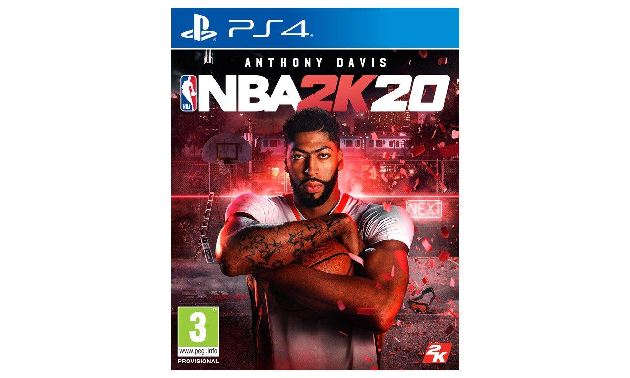 Gra PS4 NBA 2k20