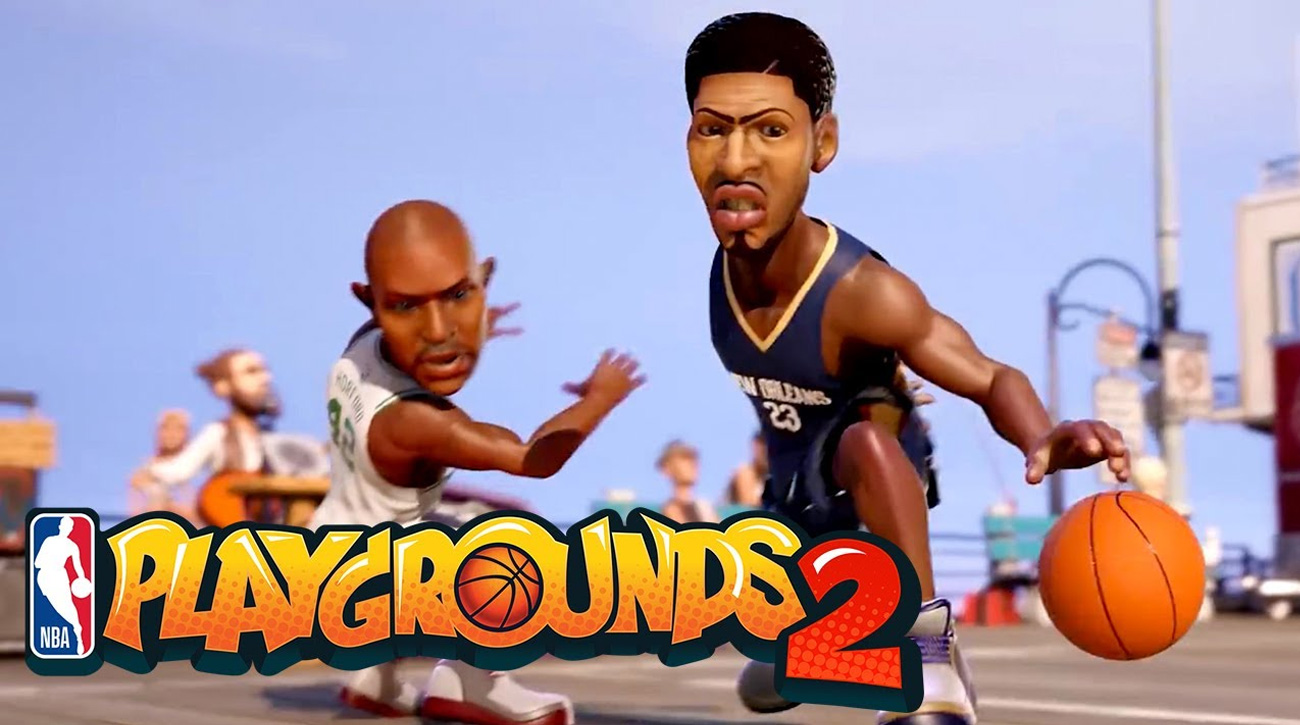 NBA Playgrounds 2 logo