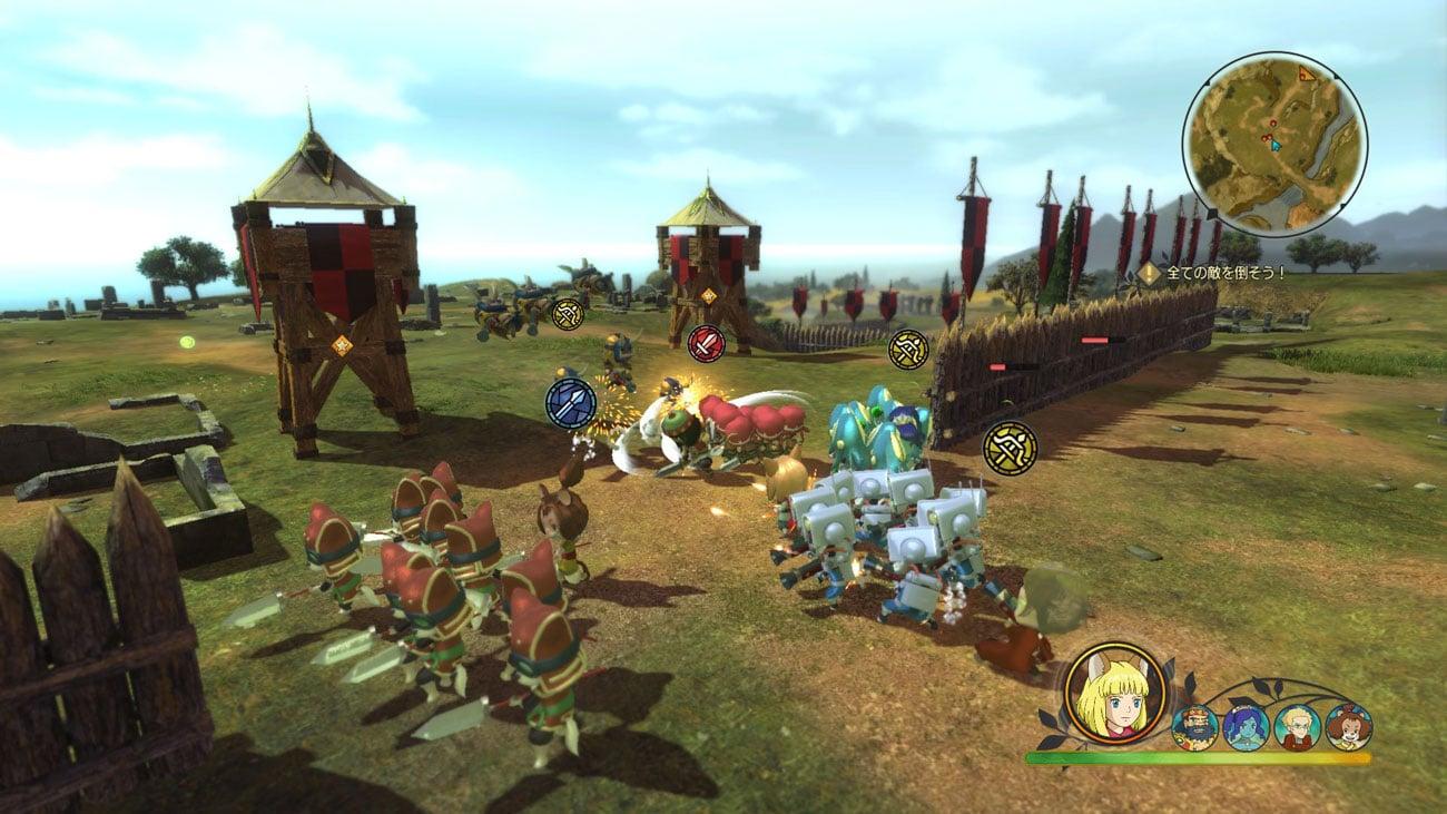 Najważniejsze cechy gry Ni No Kuni II: Revenant Kingdom