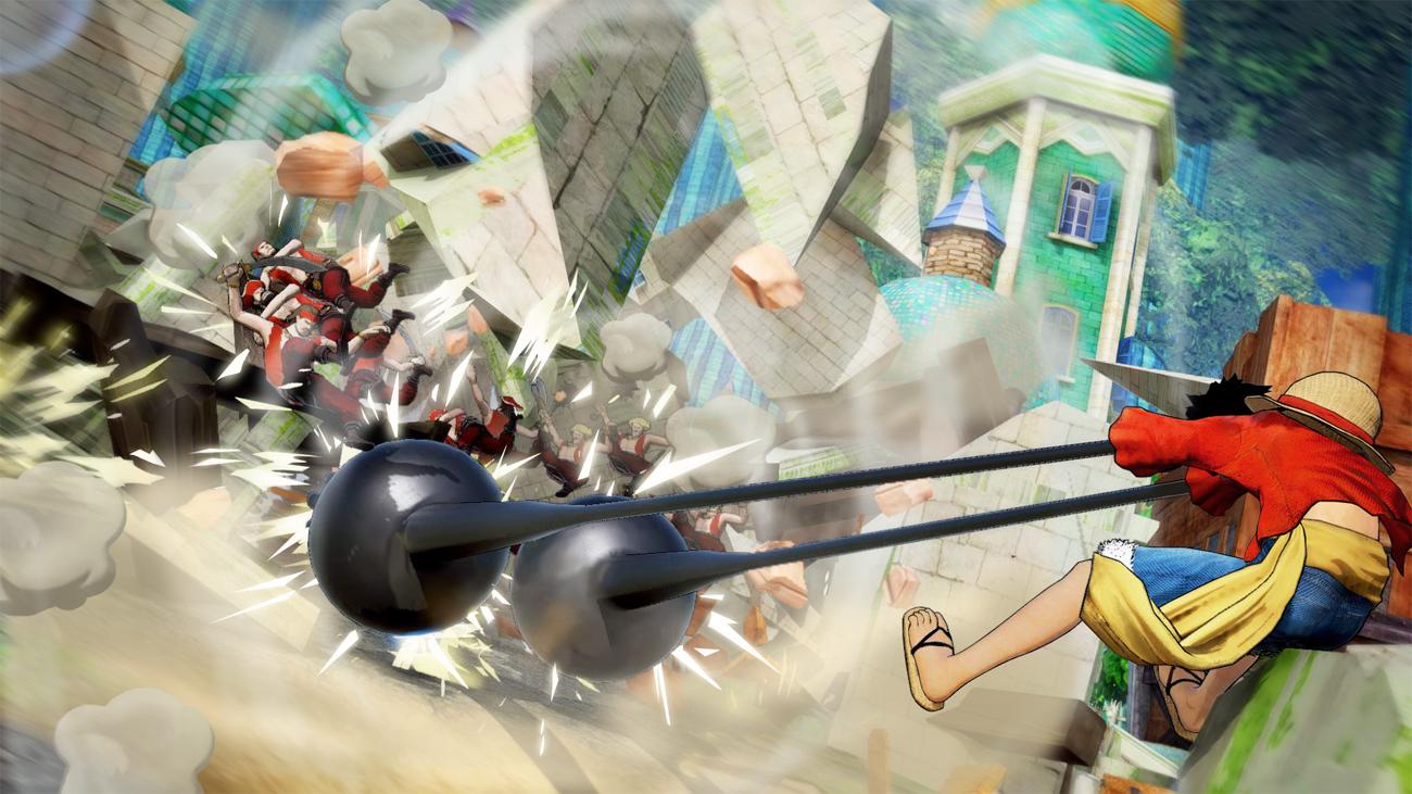 Gra Xbox One One Piece: Pirate Warriors 4