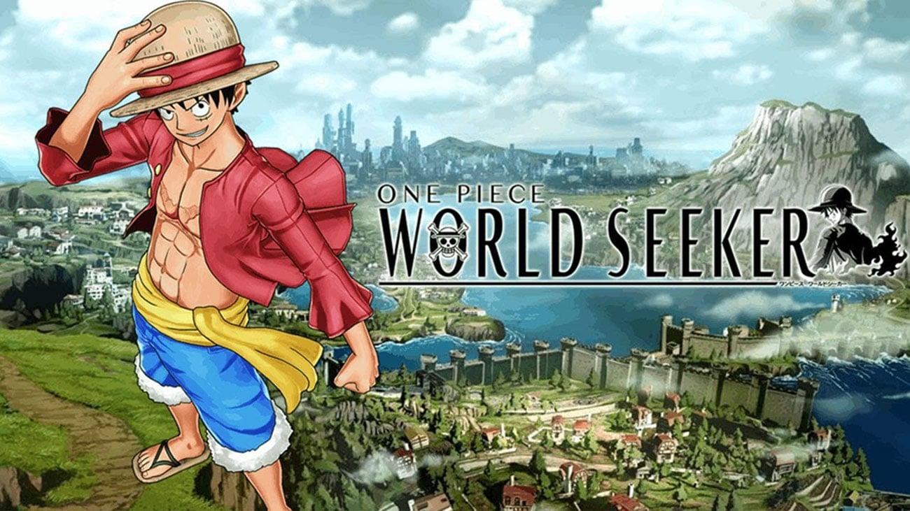Gra PC One Piece: World Seeker