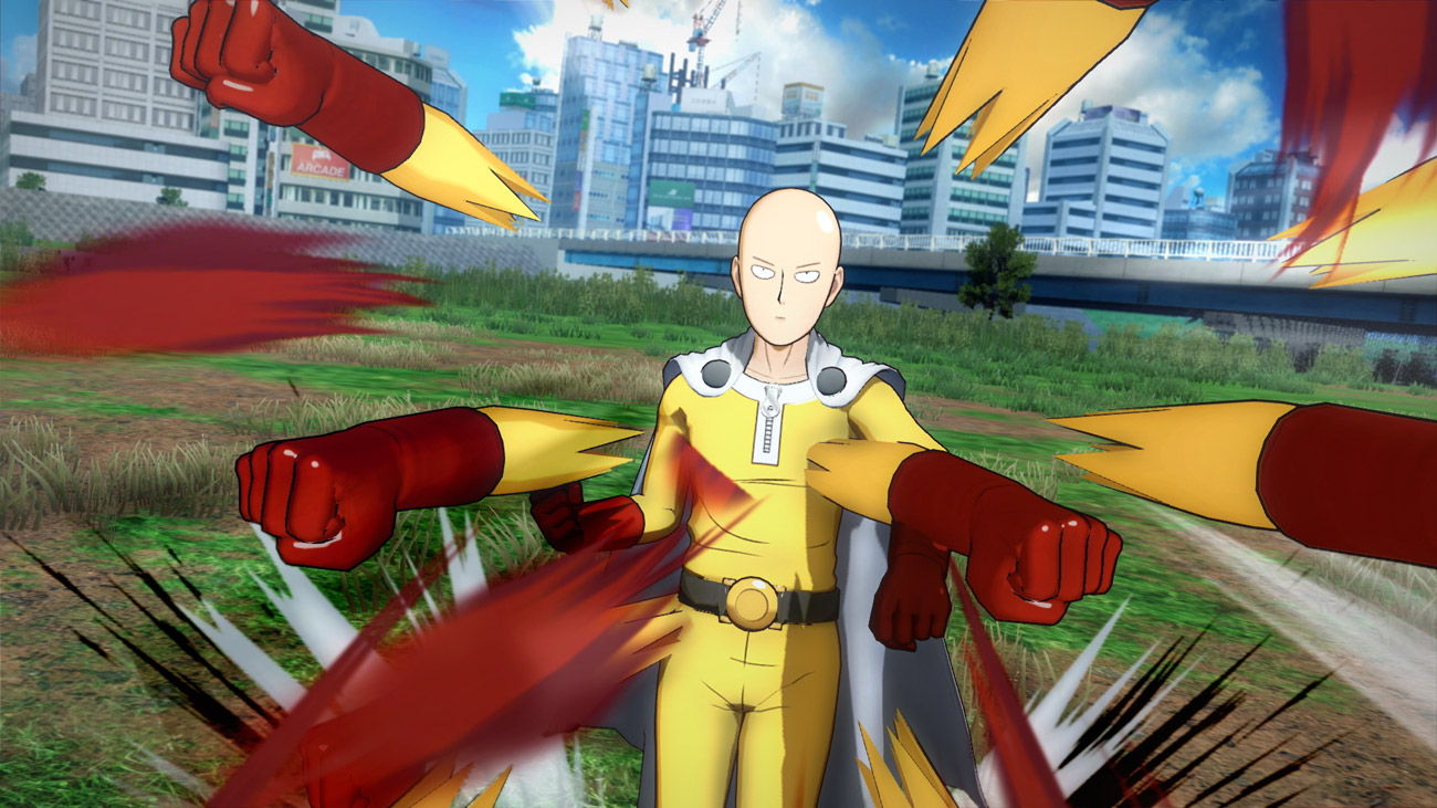 Gra Xbox One One Punch Man: A Hero Nobody Knows