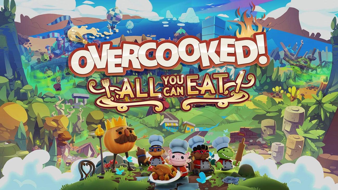 Gra Overcooked! Jesz ile chcesz na Xbox Series X|S