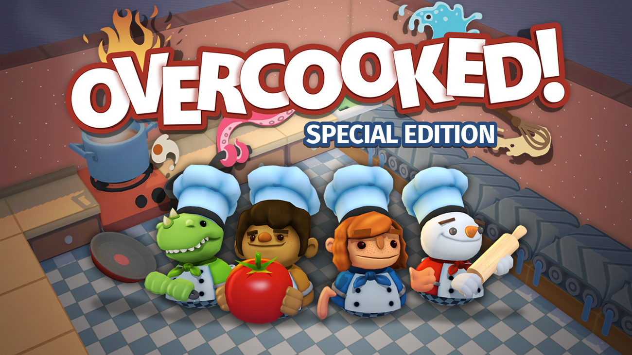 Gra Overcooked Special Edition na Nintendo Switch