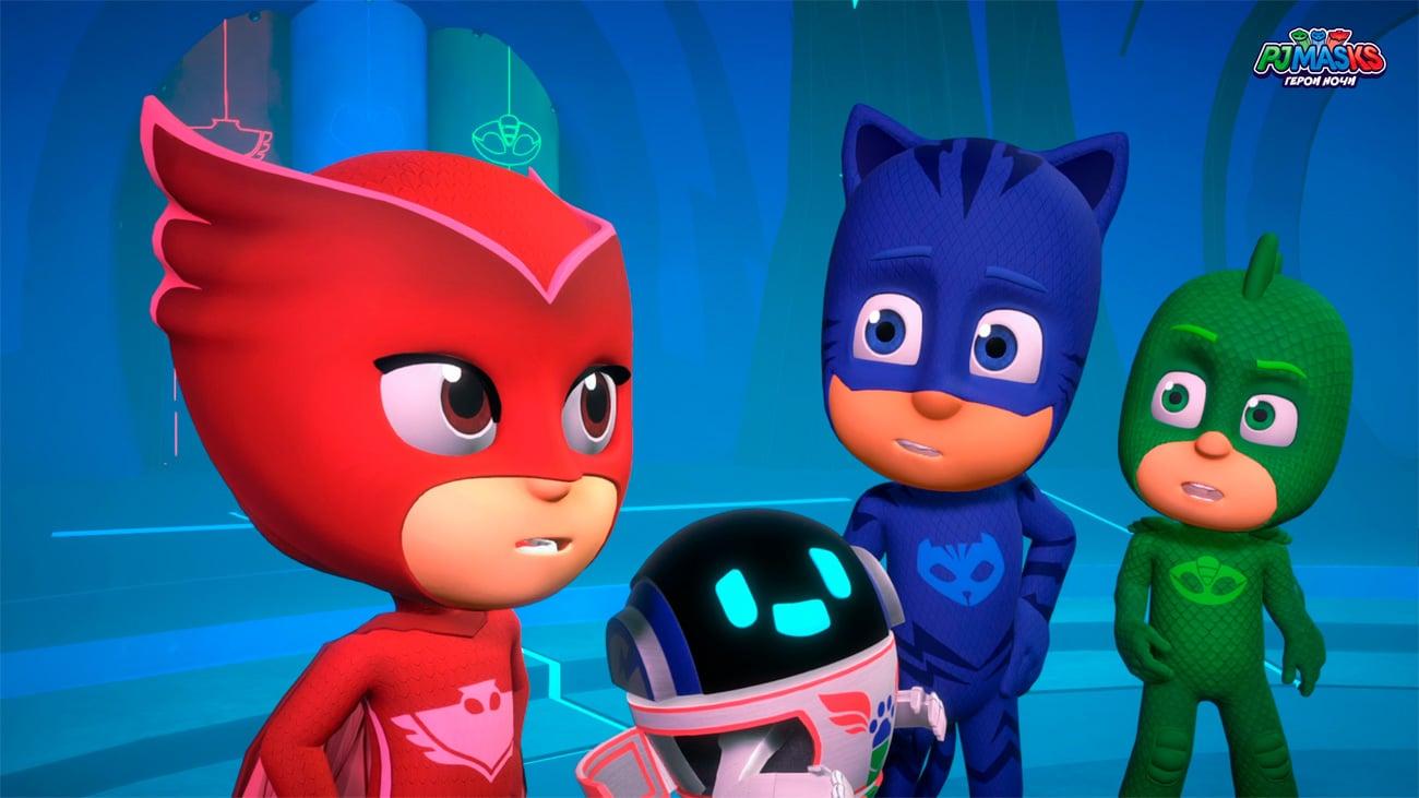 Gra Pidżamersi: Bohaterowie Nocy na Nintendo Switch