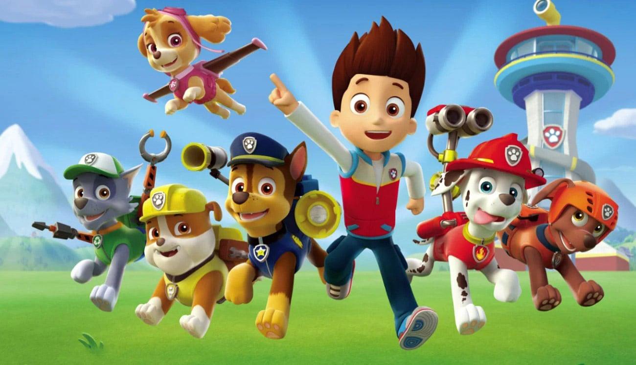 Gra Psi Patrol: Rusza do akcji na Nintendo Switch