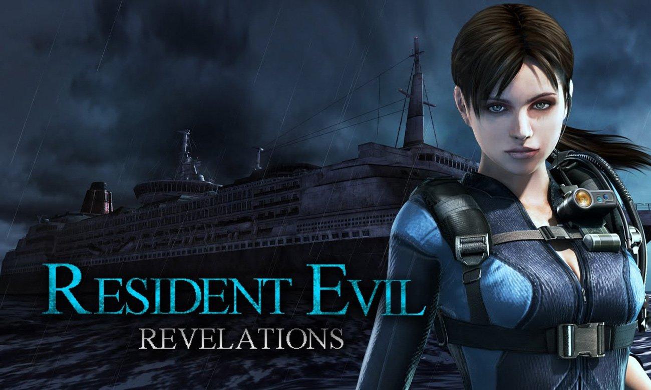Gra PC Resident Evil Revelations
