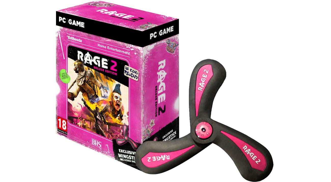 RAGE 2 Edycja Deluxe