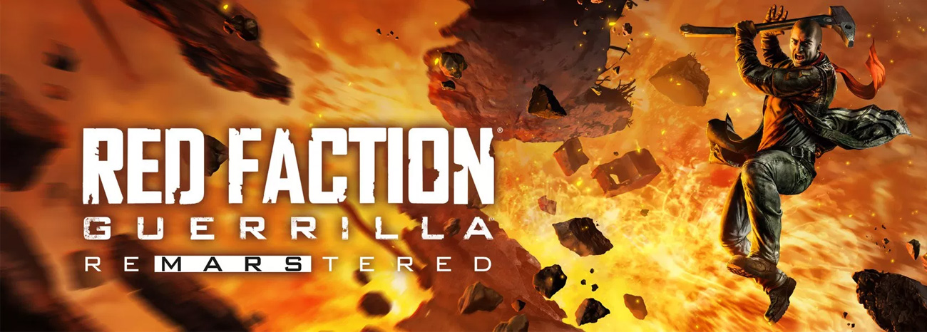 Gra PC Red Faction: Guerrilla Re-Mars-Tered