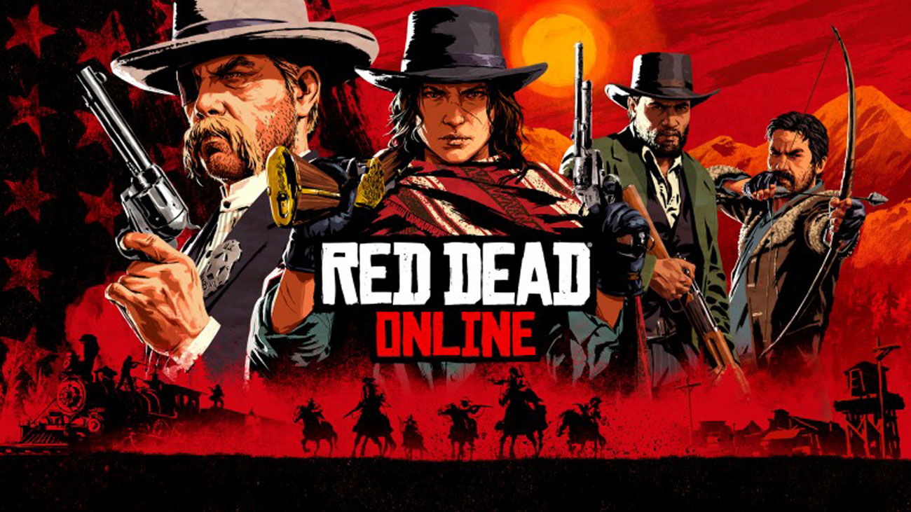 Tryb Red Dead Online