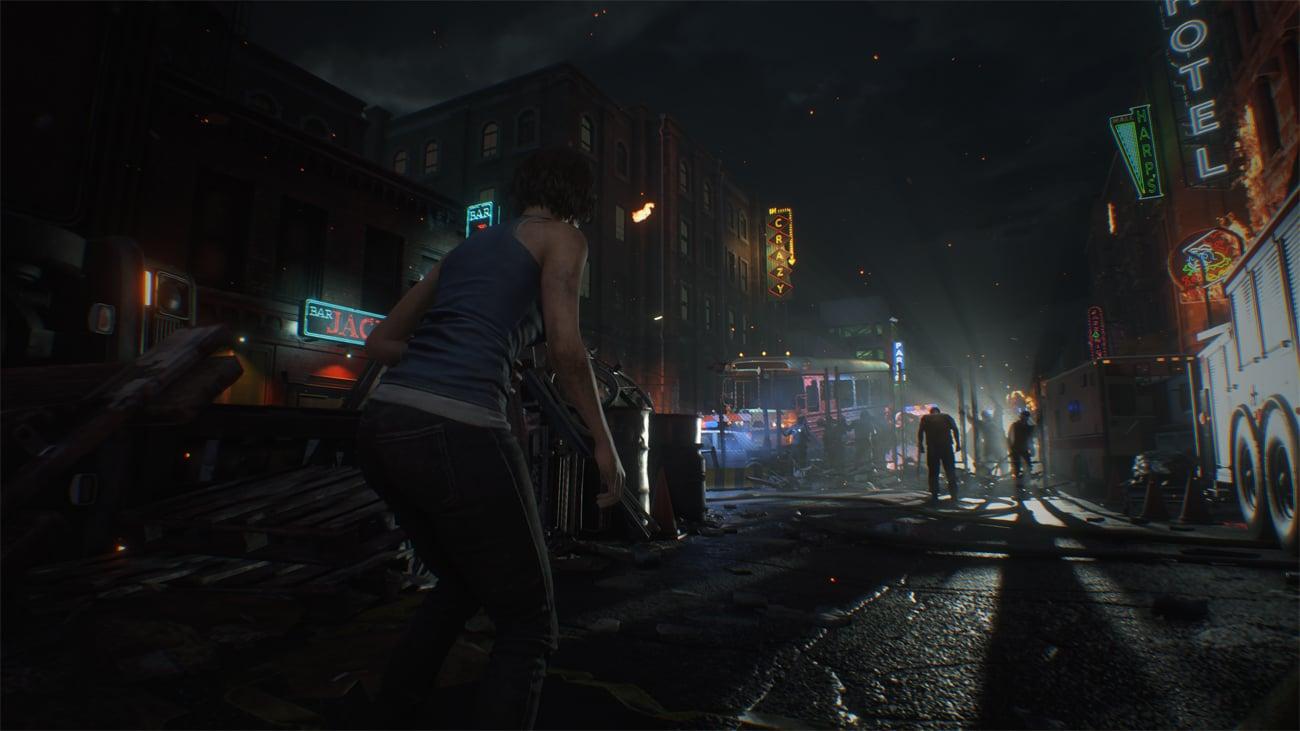 Gra Xbox One Resident Evil 3