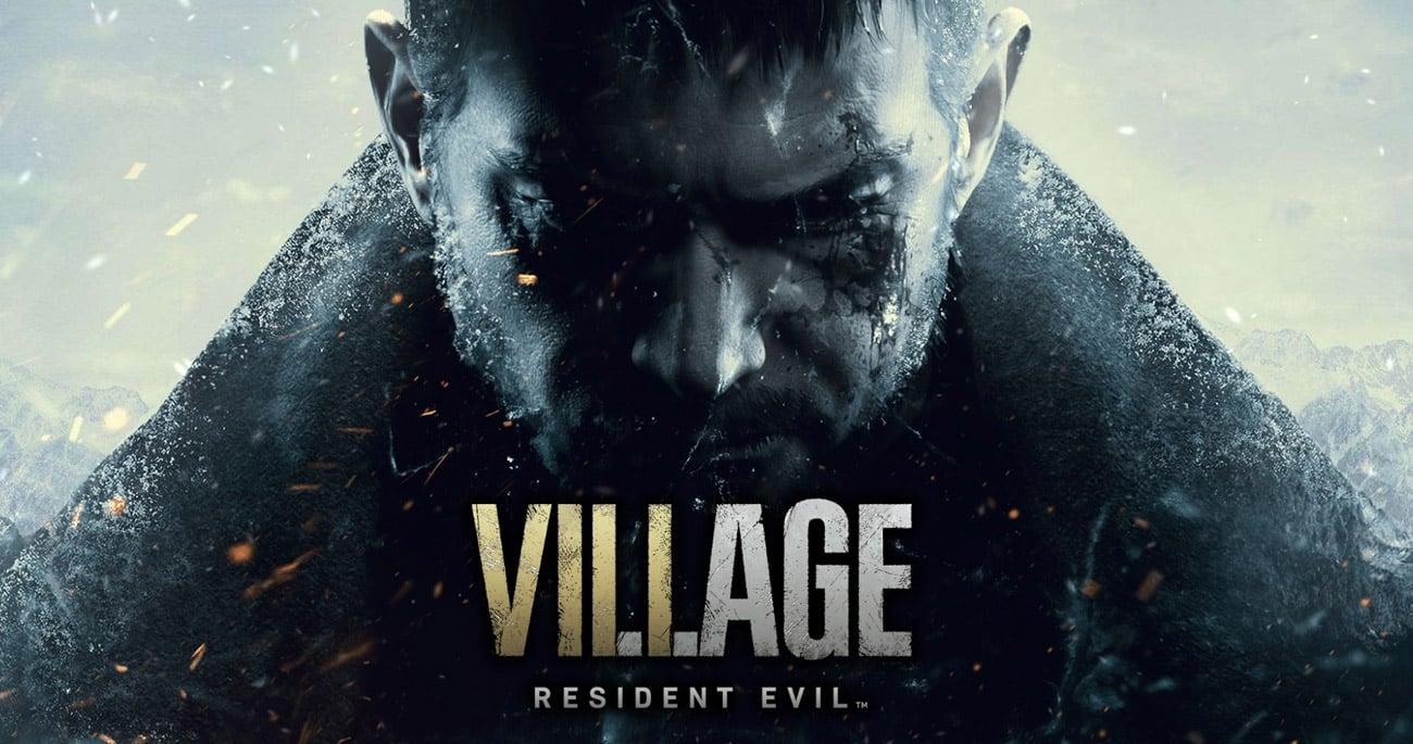 Gra Resident Evil Village na PlayStation 5