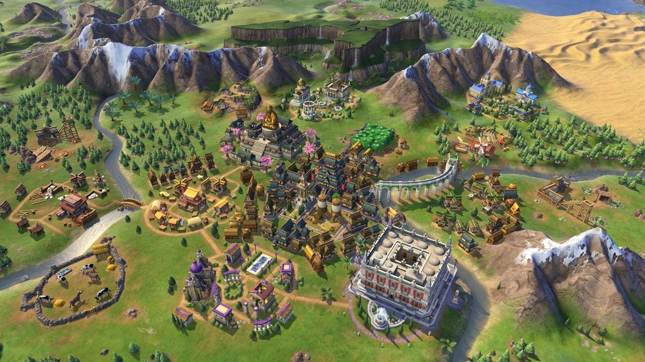 Gra PC Sid Meier's Civilization VI: Gathering Storm