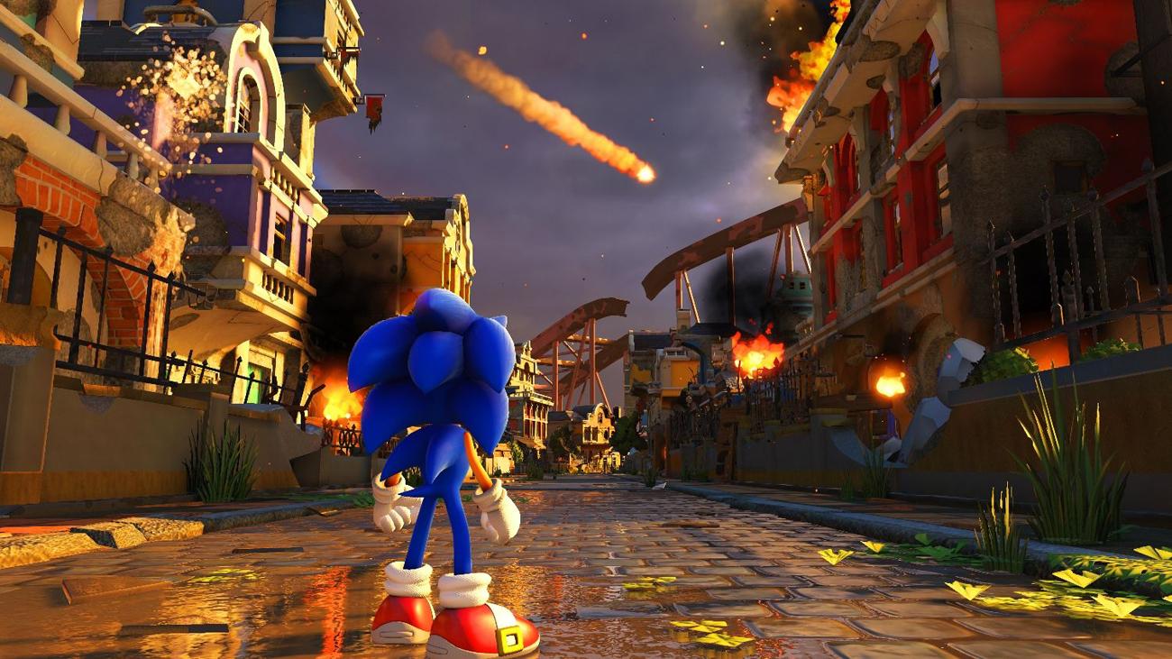 Najważniejsze cechy gry Sonic Forces