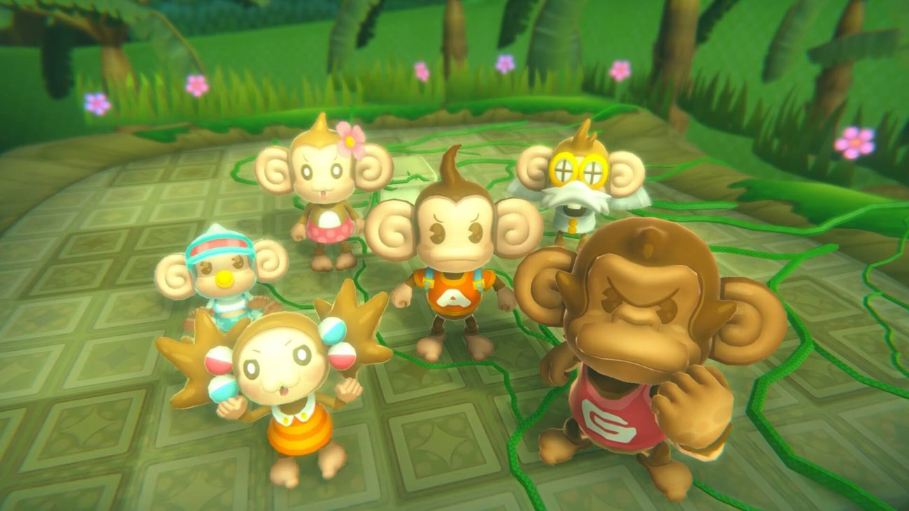 Gra Xbox One Super Monkey Ball: Banana Blitz HD