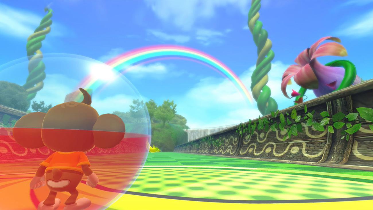 Gra Super Monkey Ball Banana Mania Launch Edition na PlayStation 4