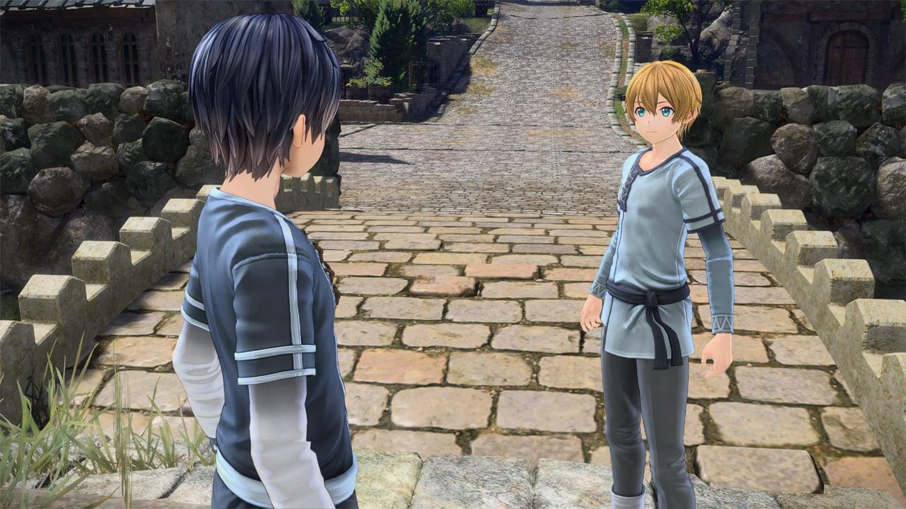 Gra Xbox One Sword Art Online Alicization Lycoris