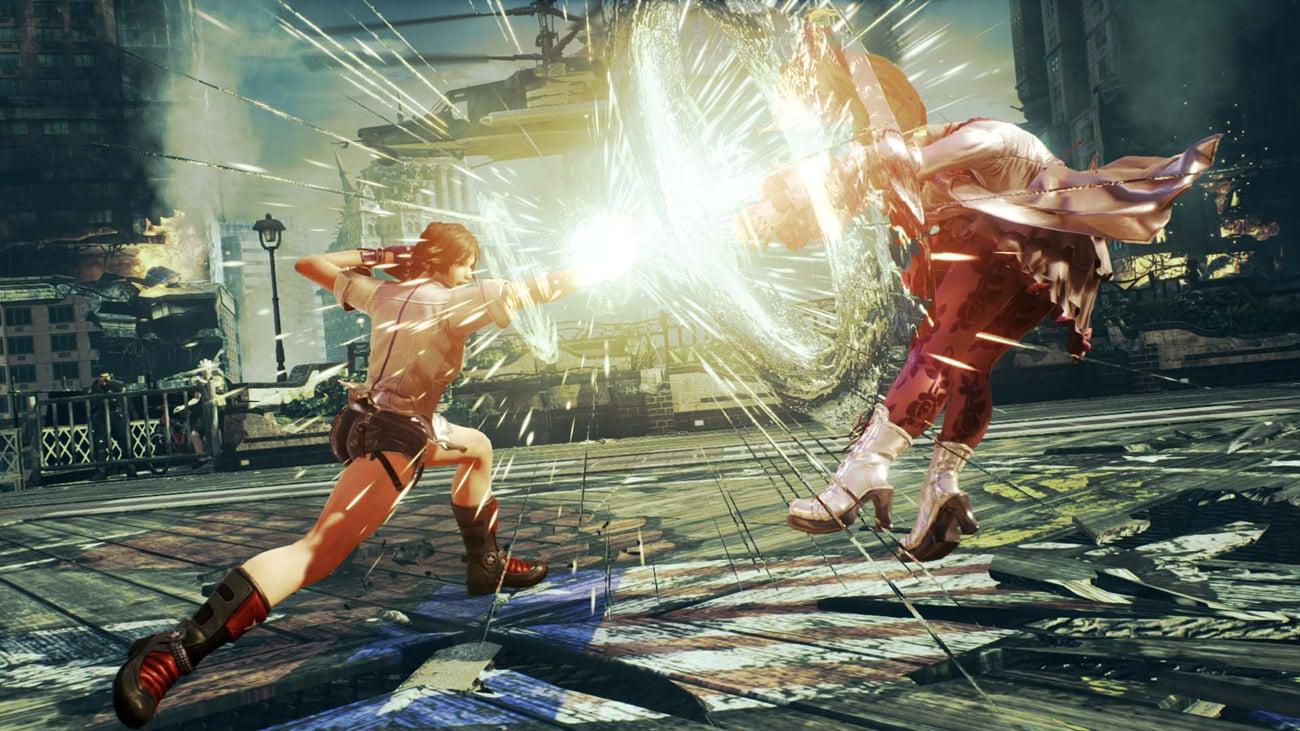 Tekken 7 Nowe ciosy
